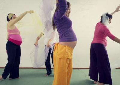 taller danza materna