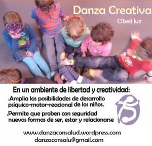 taller de danza creativa para niños sevilla